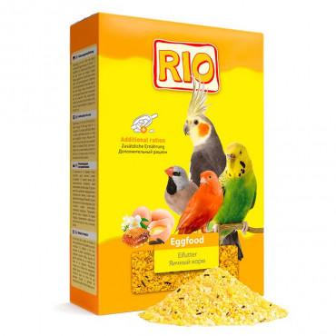 Rio - Papa de Ovo Amarela 350gr