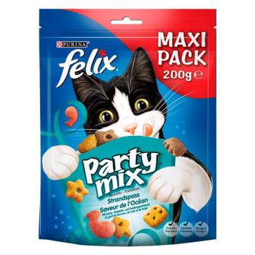 Felix Party Mix - Sabores do oceano