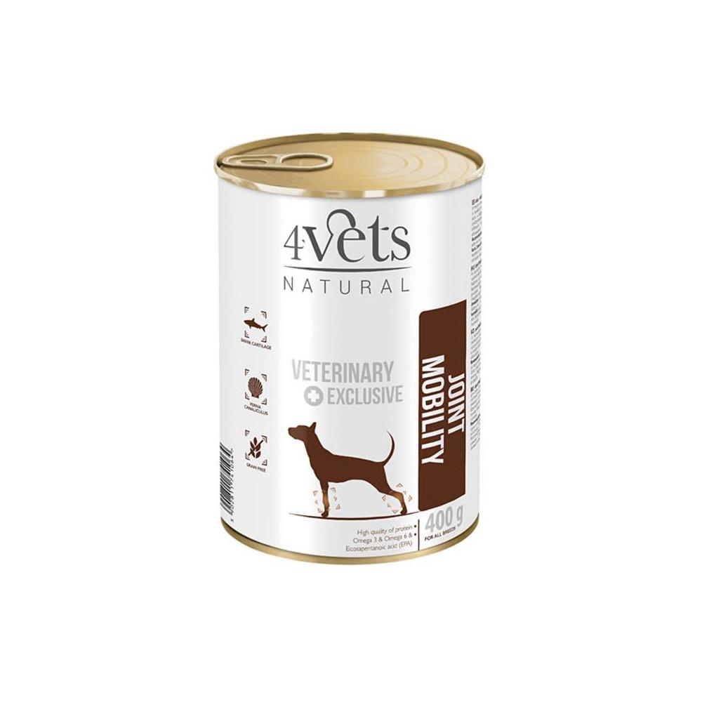 4Vets - Veterinary Diet Joint Mobility 400gr