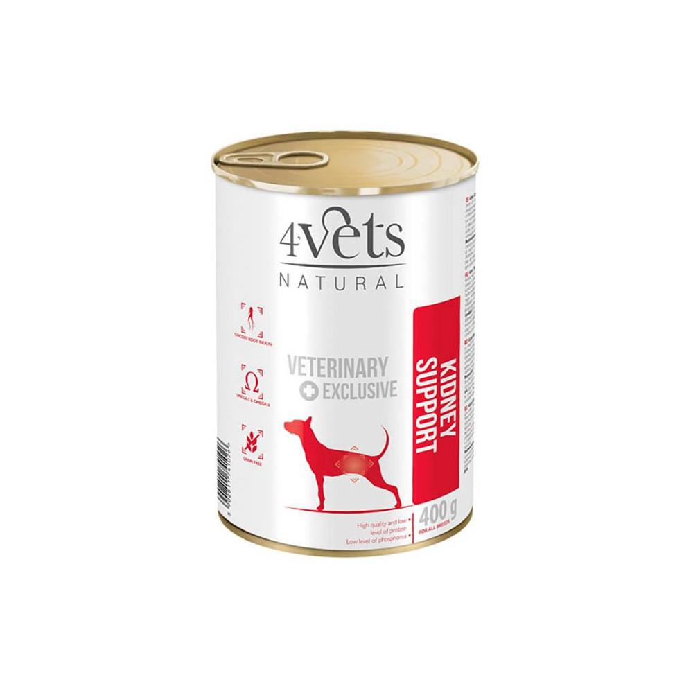 4Vets - Veterinary Diet Kidney Support 400gr