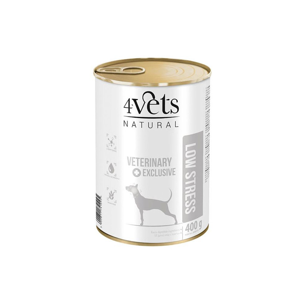 4Vets - Veterinary Diet Low Support 400gr