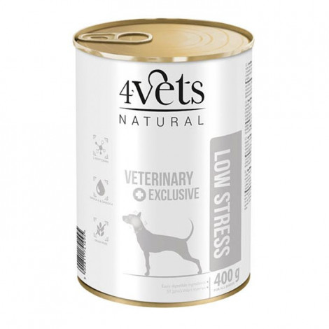 4Vets - Veterinary Diet Low Stress