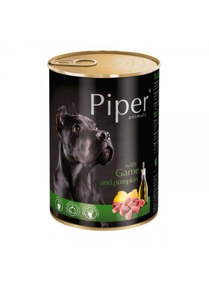Piper Dog - c/ Caça e Abóbora 400gr