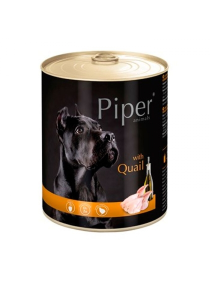 Piper Dog - c/ Codorniz 400gr