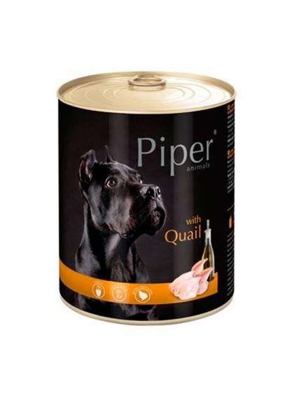 Piper Dog - c/ Codorniz 400gr