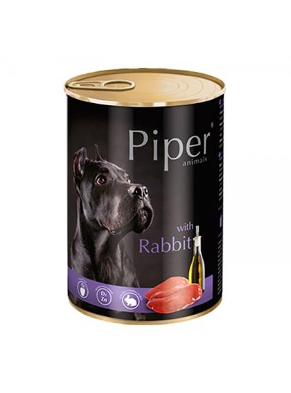 Piper Dog com Coelho