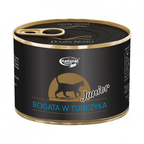 Natural Taste com Atum Gato Júnior