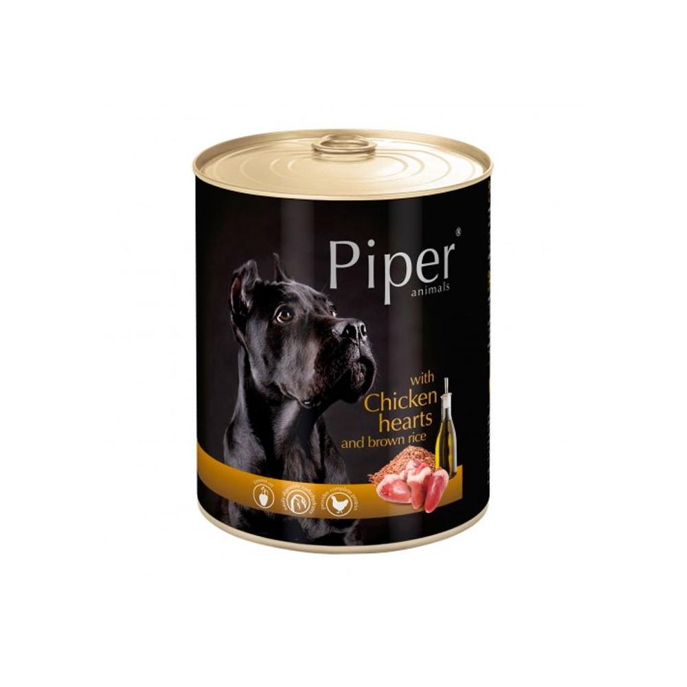 Piper Dog - c/ Galinha e Coração 400gr
