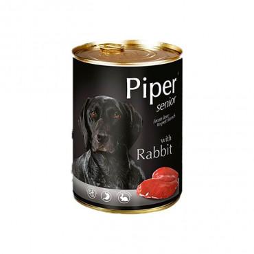 Piper Dog - Senior c/ Coelho 400gr