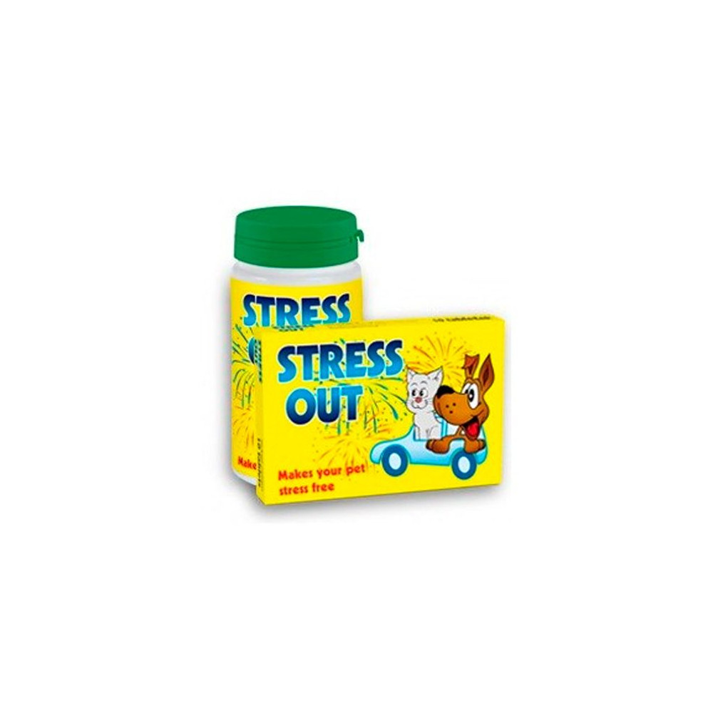 Suplemente Alimentar Stress Out (10comp)