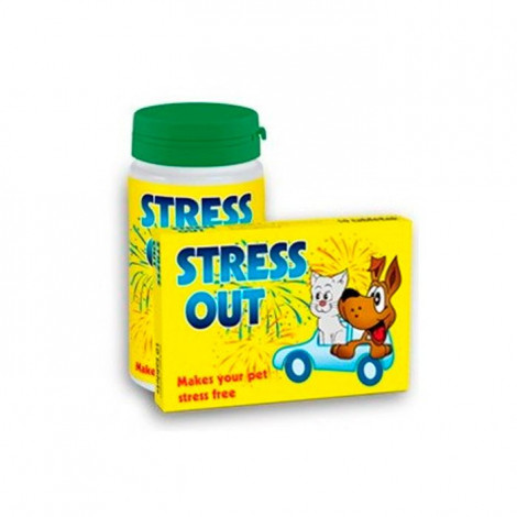 Suplemento alimentar Stress Out