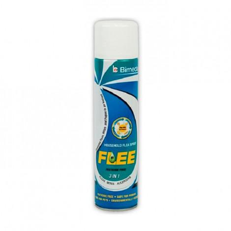 Flee Spray Antiparasitário 400ml