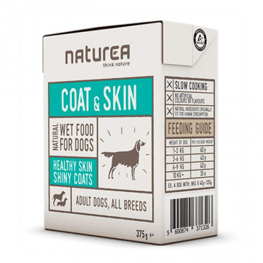 Naturea Wet - Coat & Skin 375gr