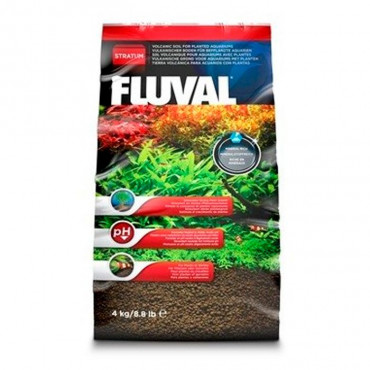 Fluval - Substrato p/Plantas 4Kg
