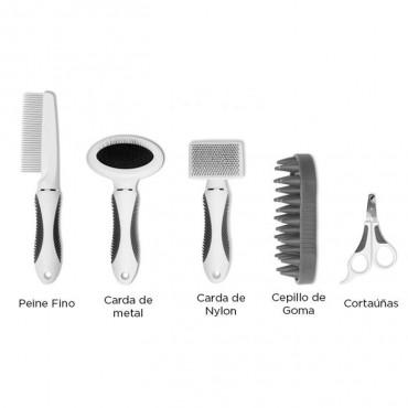 Catit - Kit Grooming - Pêlo Curto