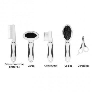 Catit - Kit Grooming - Pêlo Longo
