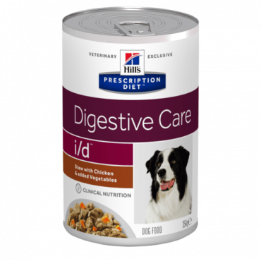 i/d Canine - Digestive Care Frango e Vegetais 354gr