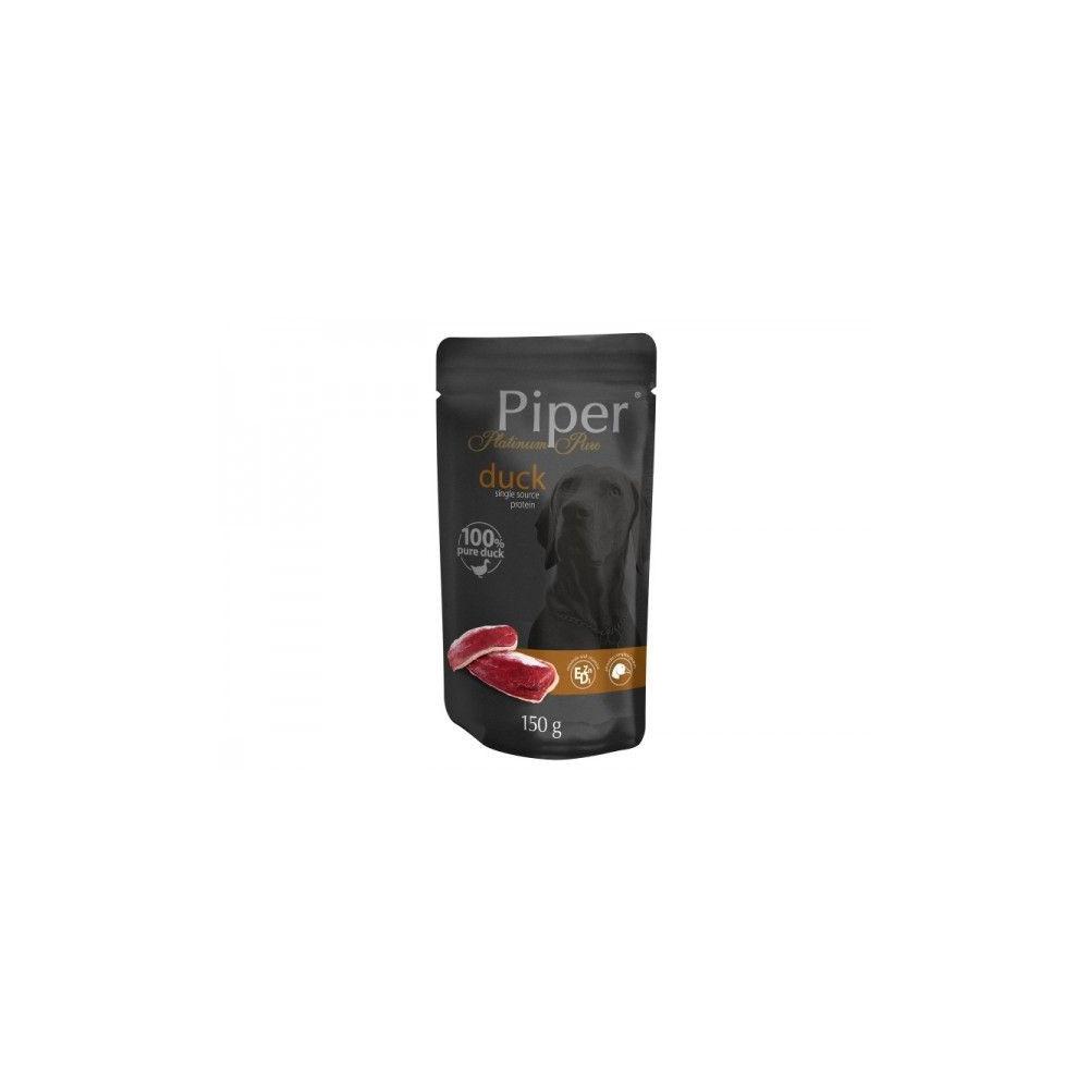 Piper Dog - Platinum Pure c/ Pato