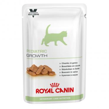 Royal Canin Pediatric Growth Gato Kitten - Em molho