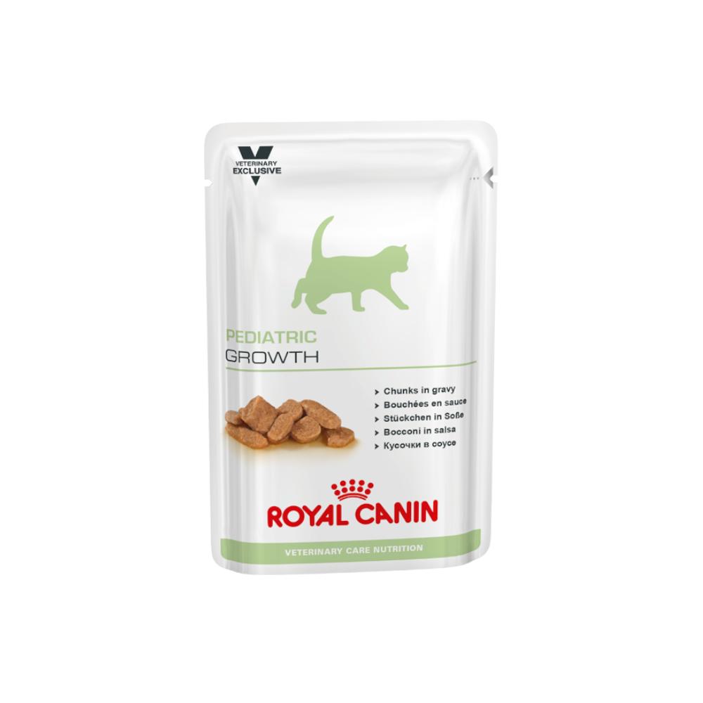 Ração para gato Royal Canin Wet Pediatric Growth