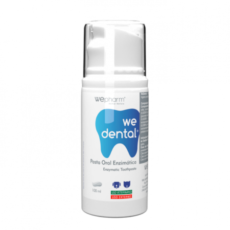 WeDental - Pasta Oral Enzimática 100ml