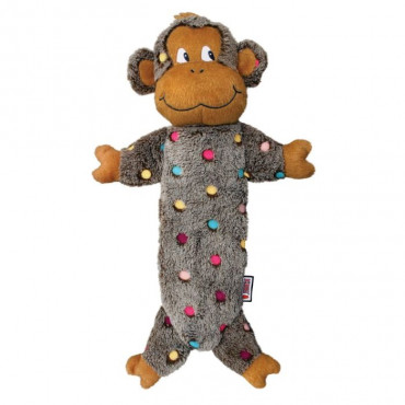 KONG - Low Stuff Speckles Monkey Large