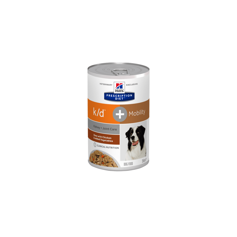 k/d Canine - Kidney & Joint Care + Mobility 354gr