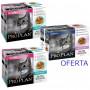 Pro Plan Nutrisavour™ - 2 Pack Delicate + OFERTA 1 Pack Sterilised +7