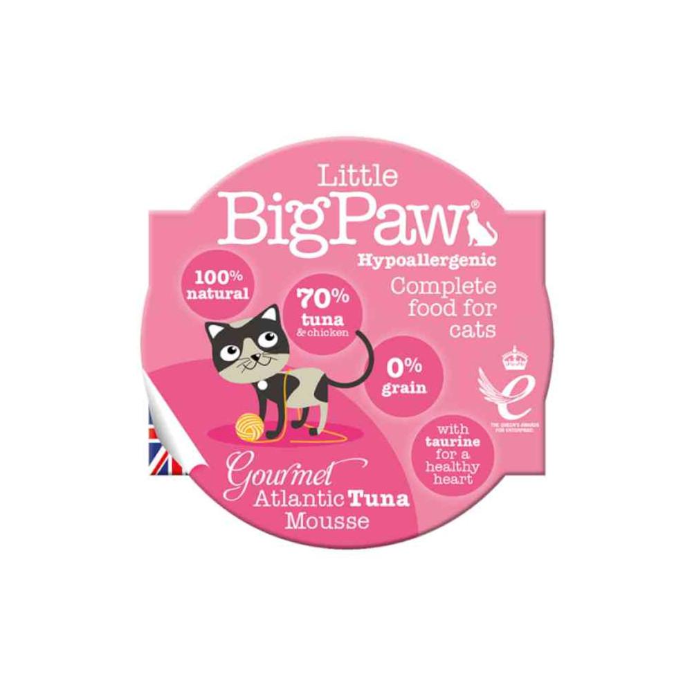 Little Big Paw Cat - Atum