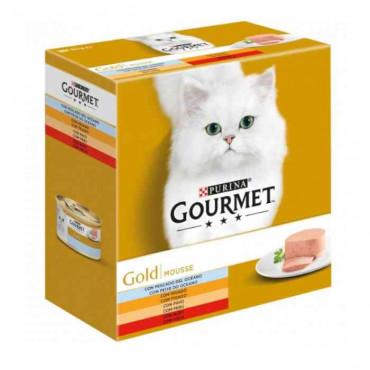 Gourmet Gold - Mousse 6 + 2 Oferta