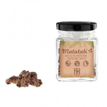 Frutos de Matatabi