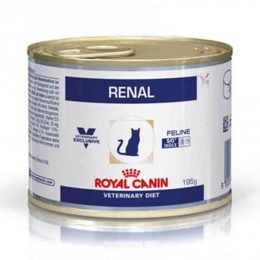 Ração para gato Royal Canin Wet Renal