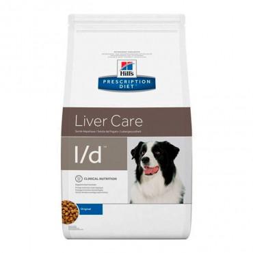 (Stock-OFF) L/d Canine - Problemas Hepáticos 12Kg