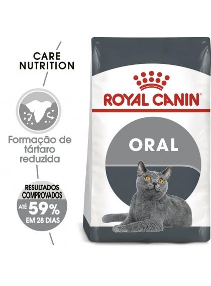 Ração para gato Royal Canin Oral Care