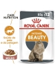 Ração para gato Royal Canin Wet Intense Beauty Gravy