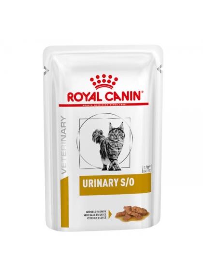 Ração para gato Royal Canin Wet Urinary S/O 85gr