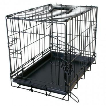 Duvo+ Jaula Transportadora Dog Crate c/ 2 Portas