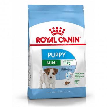 Ração para cão Royal Canin Mini Puppy 7Kg + 1Kg OFERTA