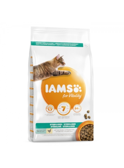 IAMS Cat - Adult Sterilised
