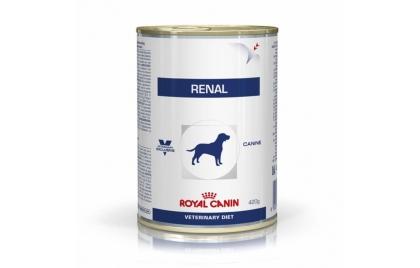 Ração para cão Royal Canin Renal Húmida