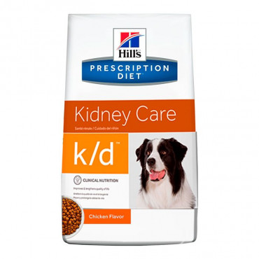 (Stock-OFF) K/D Canine - Doença Renal/Cardíaca 12Kg