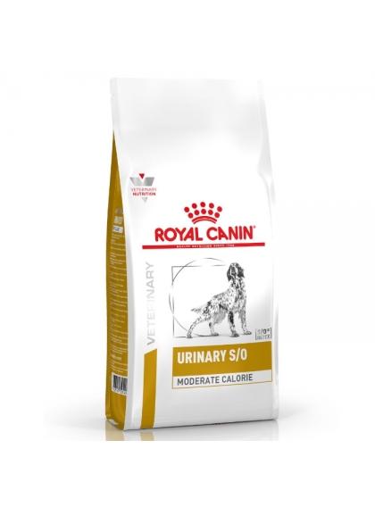 Ração para cão Royal Canin Urinary S/O Moderate Calorie