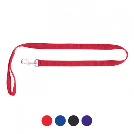 Moly - Trela Nylon Liso c/ Pega