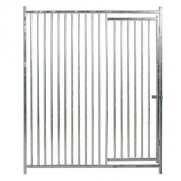 Frente c/ Porta e Barras 5cm