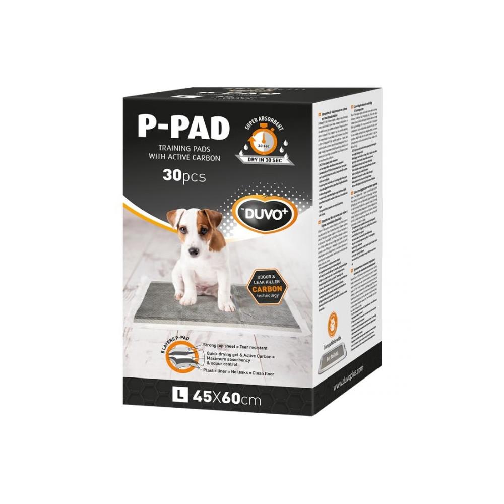 Duvo+ P-Pad com Carbono
