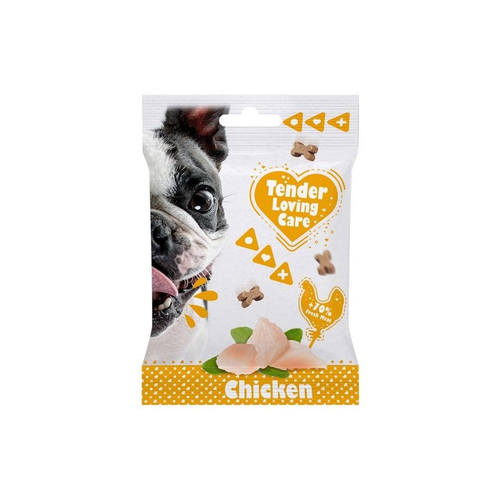 Duvo+ Soft Snacks de Frango 100gr