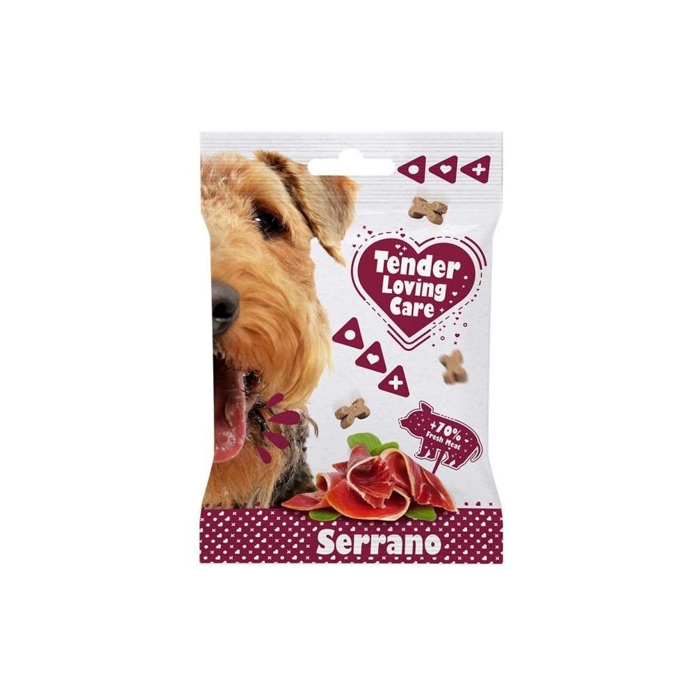 Duvo+ Soft Snacks de Presunto 100gr
