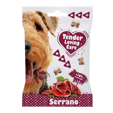 Duvo+ Soft Snacks de presunto para cão