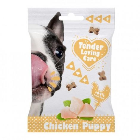 Duvo+ Soft Snacks de Frango para Cachorros