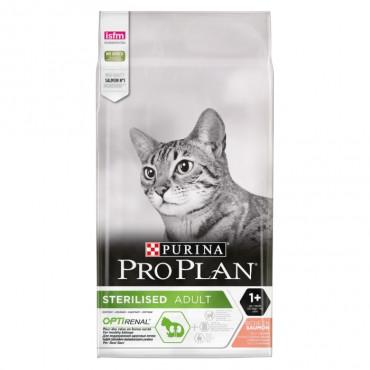 Pro Plan Gato - Adulto Esterilizado Salmão 9kg + 1kg Oferta